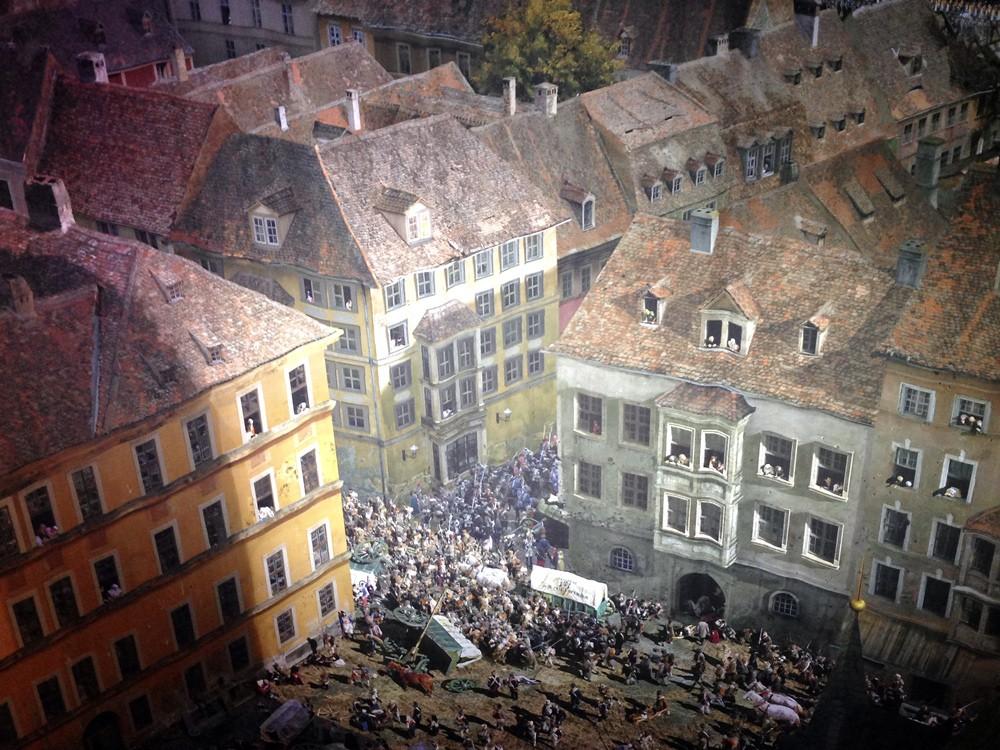 Leipzig nach der Völkerschlacht enders Marketing